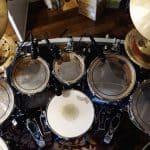 爵士鼓組的HI-HAT和OVERHEAD 鈸類混音教學